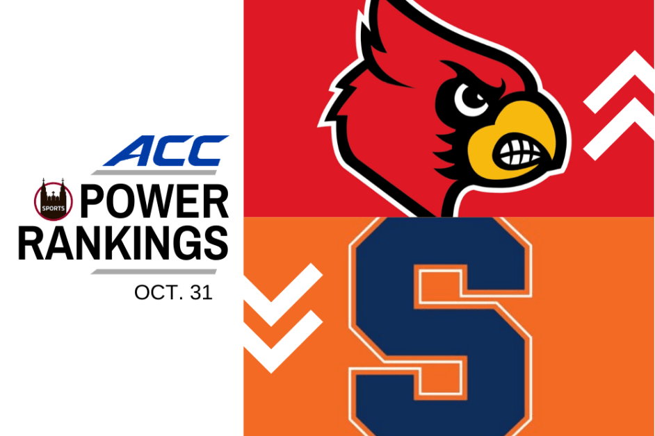 ACC Power Rankings: Parity Still Defines the Conference