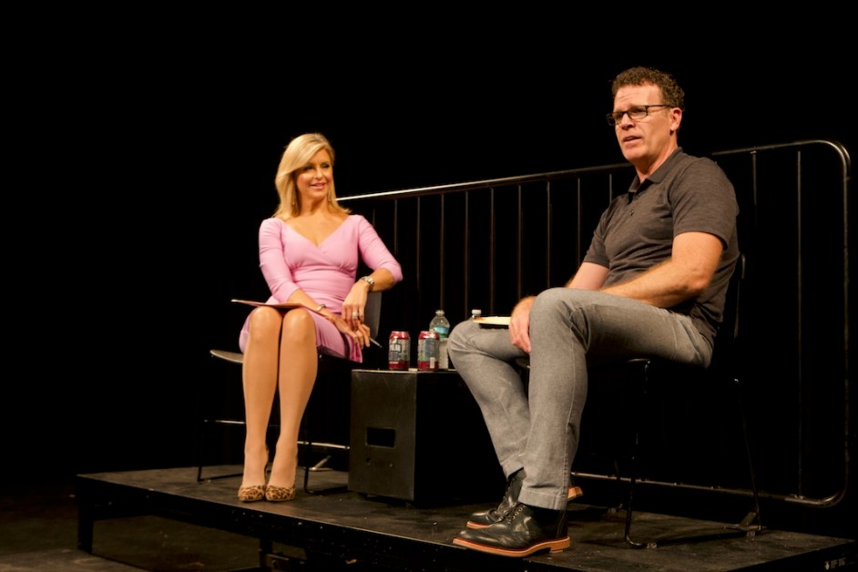 Shea, Ebben Share Journeys to TV Careers