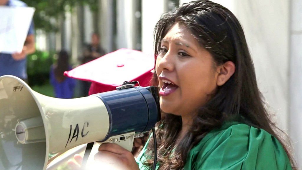 Students Discuss How to Help DACA Students at Film Screening
