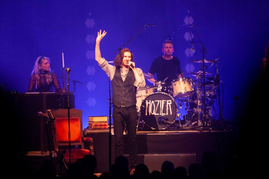 Hozier Preserves Air of Mystery at Latest Boston Show