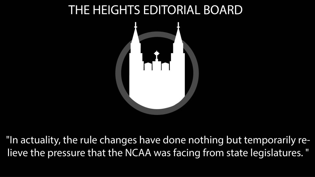 NCAA Proposal to Pay College Athletes Crafted to Buy NCAA Time, Not to Implement Significant Change