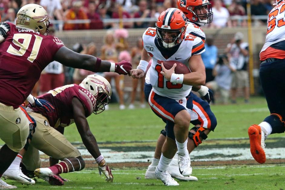 Previewing 2019 Football: At Syracuse