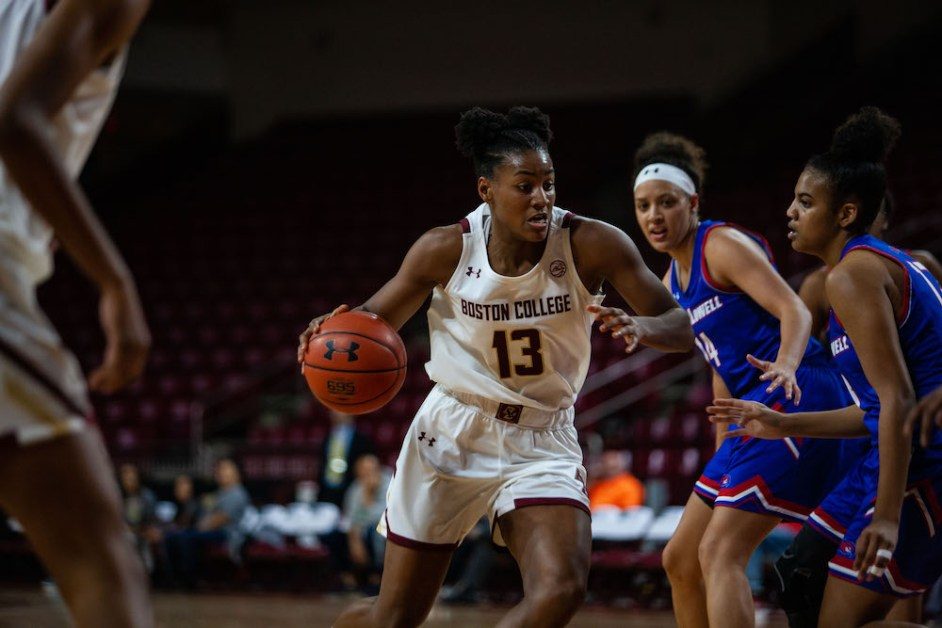 Five Players Hit Double Digits in Blowout Win Over Delaware State