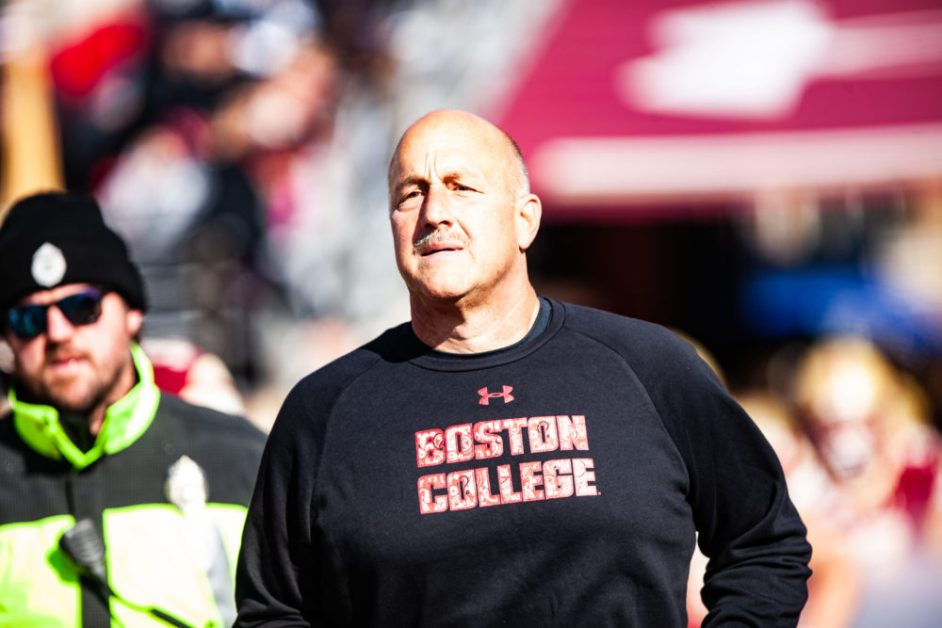 Steve Addazio Gone After Seven Seasons With BC