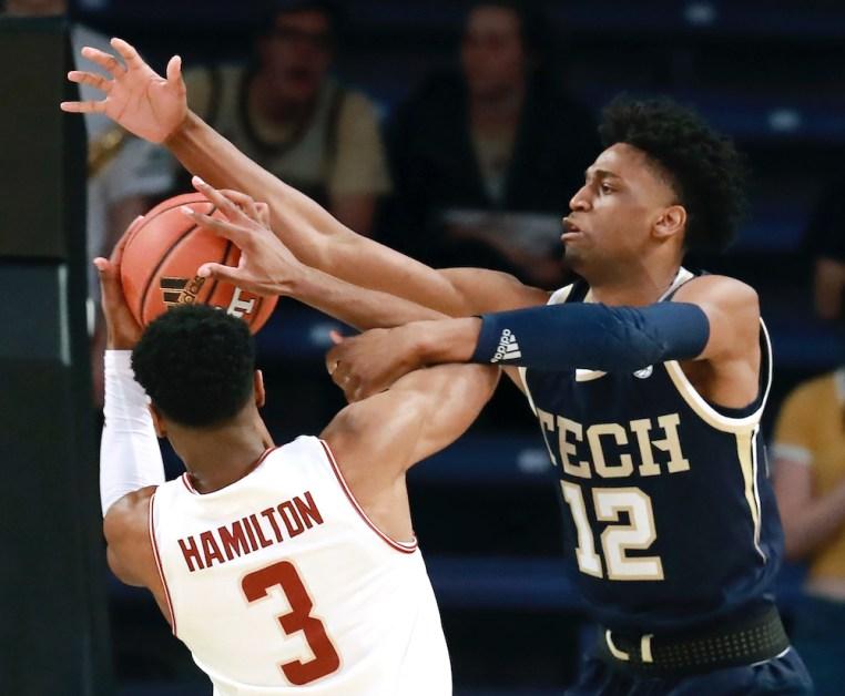 Men's Basketball Loses Attack, Falls to Georgia Tech