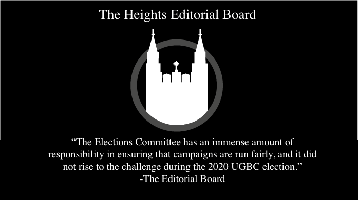 Elections Committee Should Increase Transparency and Clarify Sanctioning Guidelines