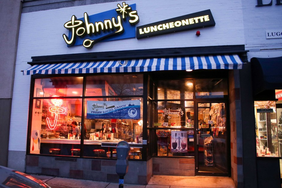 Johnny's Luncheonette Owners Keep Tradition Alive