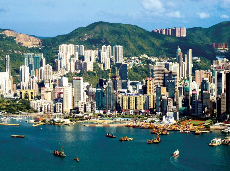5 Ways to Kick Back and Relax in Busy, Bustling Hong Kong
