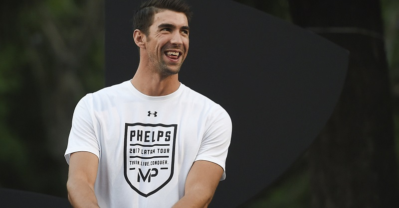 Michael Phelps Opens Up About How Therapy Improved His Life