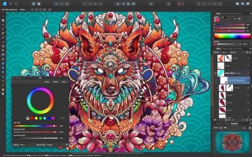 Affinity Designer - Best Graphic Designer Software