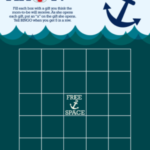 nautical bingo