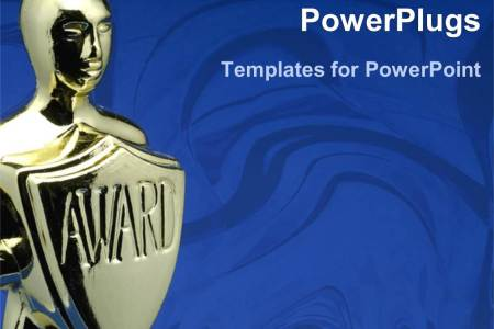 5000  Award PowerPoint Templates w  Award Themed Backgrounds Amazing PPT theme consisting of award ceremony template size