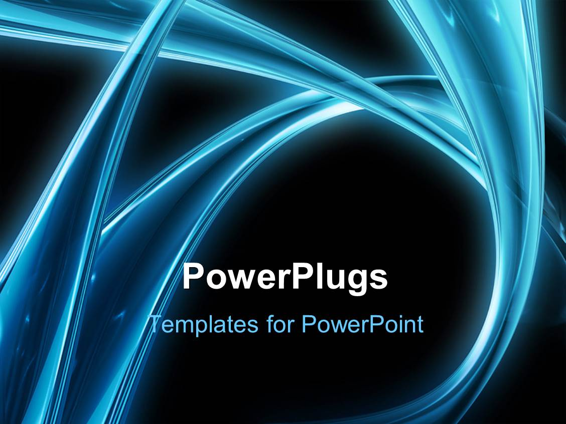 Neon Powerpoint Templates W Neon Themed Backgrounds
