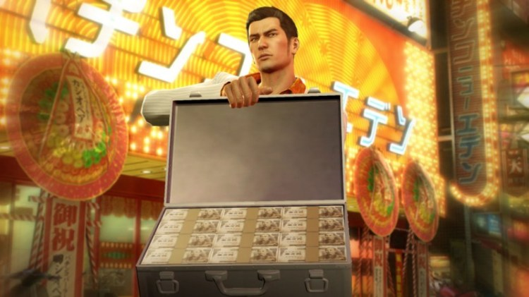 yakuza0money
