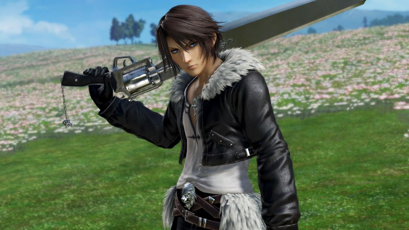 Square Enix Illustrates The Level Of Improvements In Final Fantasy VIII Remastered With A Joke 2