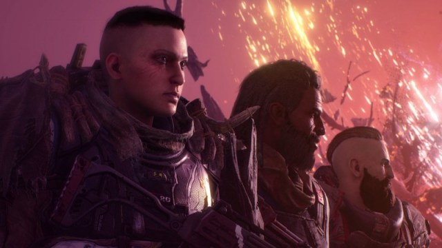 The Outriders Release Date Delayed To February 2021, Free PS5 And Xbox Series X/S Upgrades 2