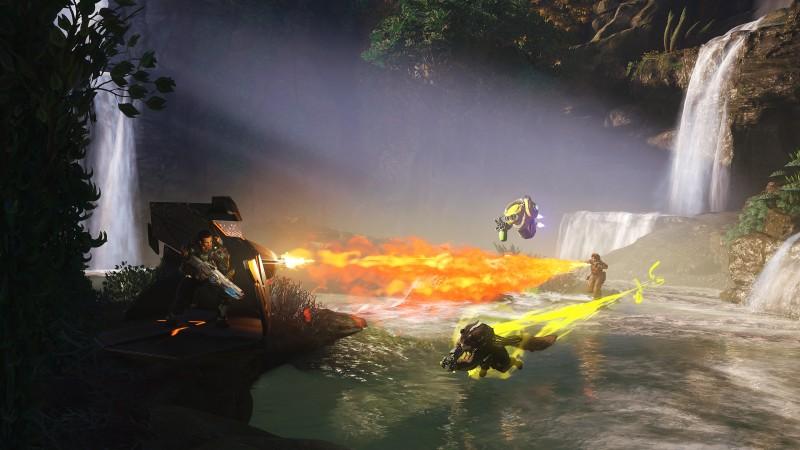 Amazon Games Pulls The Plug On Crucible