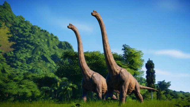 Jurassic World Evolution Looks Quite Good On Switch 2