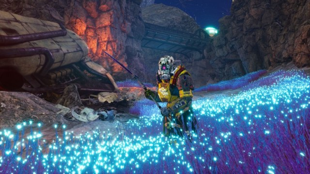 The Outer Worlds: Peril On Gorgon Trailer Goes For Pulp 2