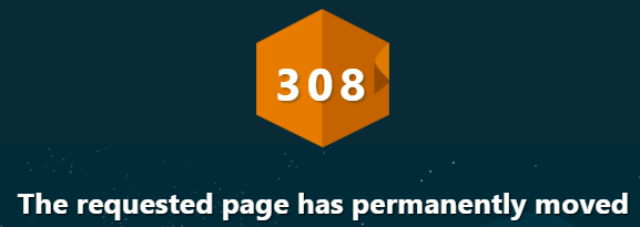 308 Permanent Redirect