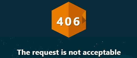 406 Not Acceptable: What It Is and How to Fix It
