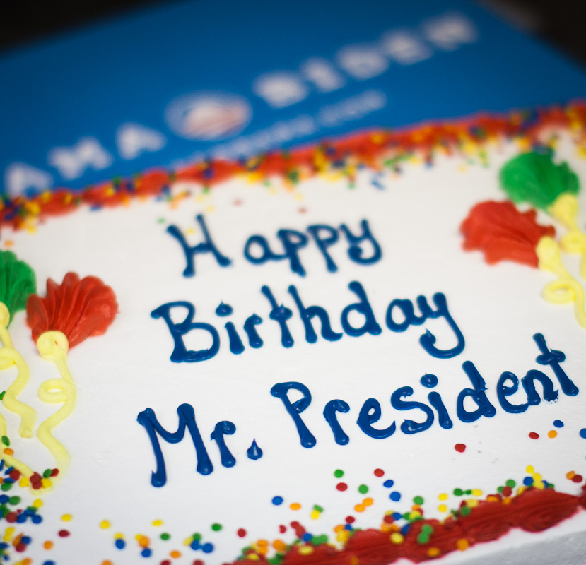 Prx Piece Happy Birthday Mr President