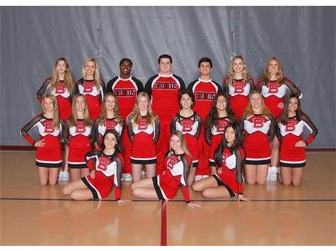 Barrington High School Cheerleading Activities
