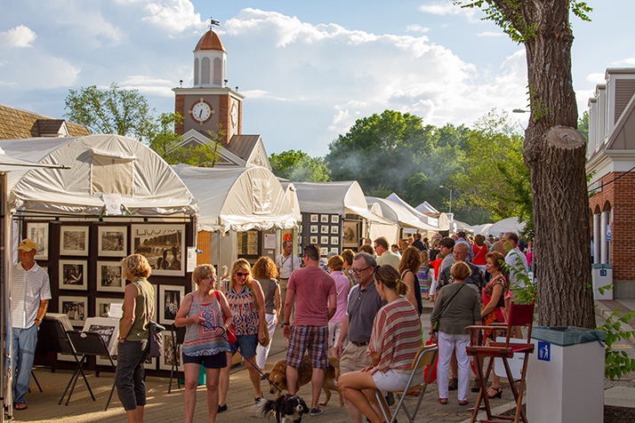 Forecasts Favorable For This Weekends Prairie Village Art