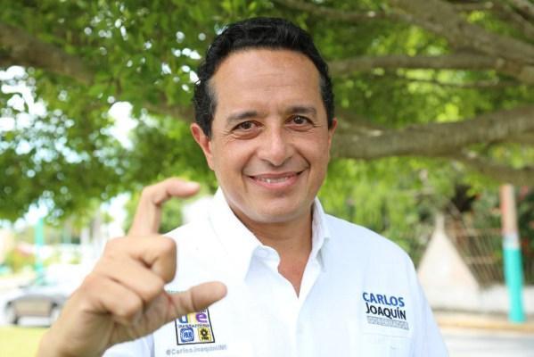 Resultado de imagen para CARLOS JOAQUIN GONZÁLEZ QUINTANA ROO