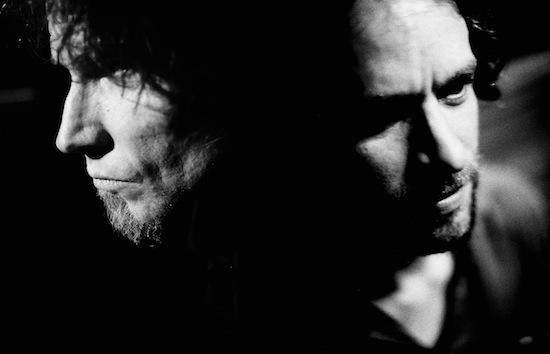 Resultado de imagem para mark lanegan and duke garwood with animals