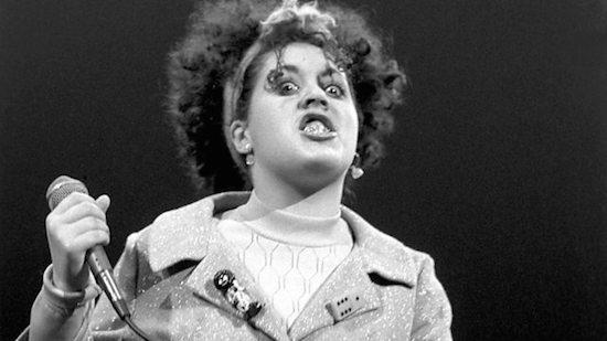 Image result for poly styrene punk