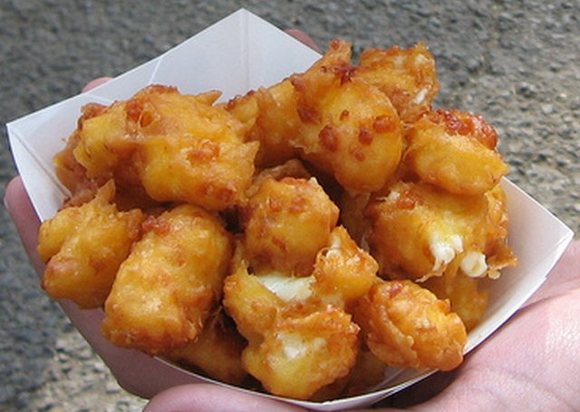 Longhorn Wisconsin Fried Curds Cheese