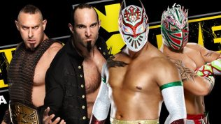 NXT TakeOver TAG
