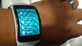 Gear Fit features