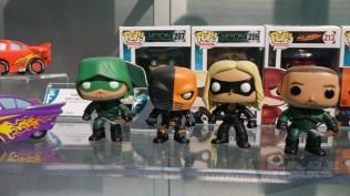 Arrow, Black Canary & Deathstroke