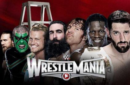 IC Title Ladder Match WM31