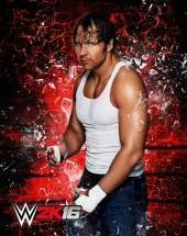 WWE2K16DeanAmbrose