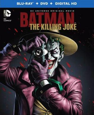 The Killing Joke: Standard Edition cover art.
