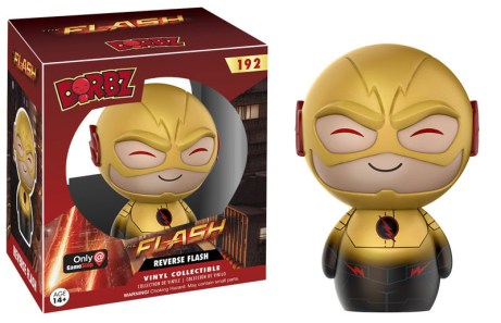 Reverse Flash Dorbz
