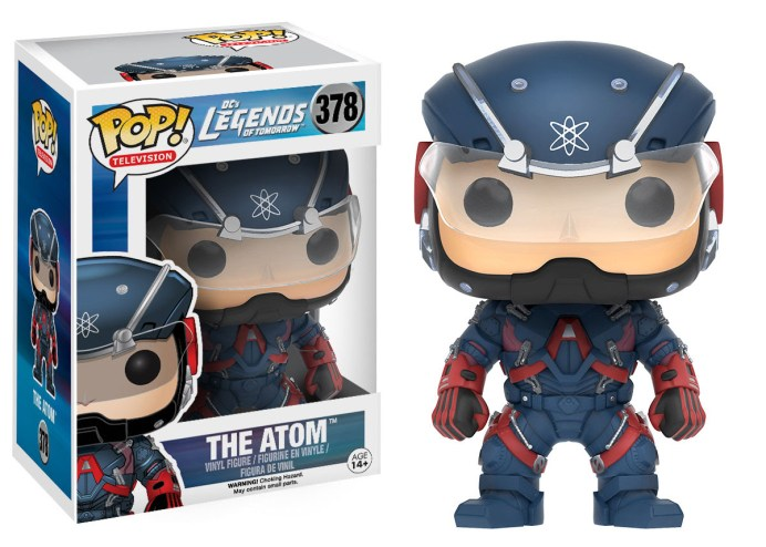 The Atom Pop!