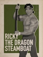 RICKY THE DRAGON STEAMBOAT