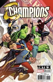 Tates Comics