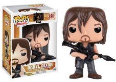 Another Daryl pop figure but this time with a rocket launcher