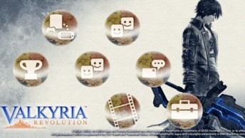 Valkyria Revolution - PS Vita theme 01