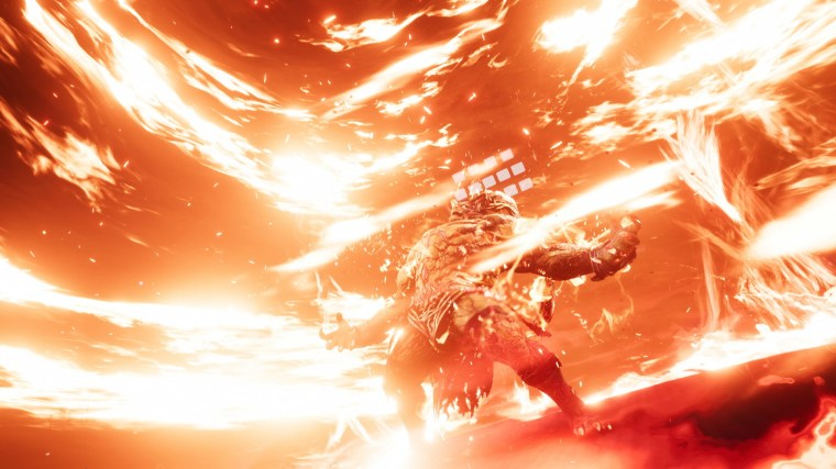 Resultado de imagem para FF VII Remake IFRIT