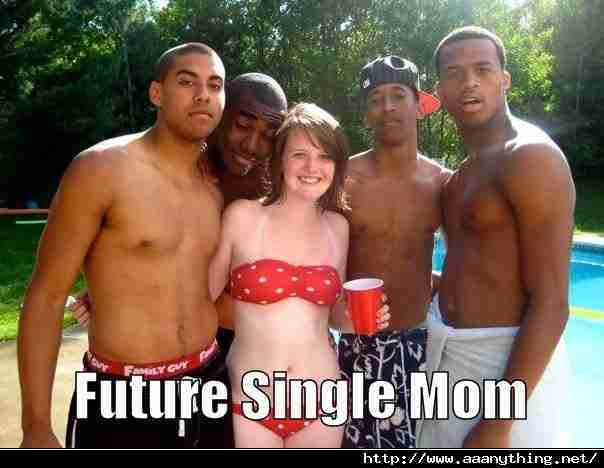 single white girl