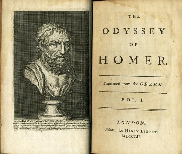 Αποτέλεσμα εικόνας για homer ulysses odyssey
