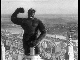 Image result for king-kong pounding chest