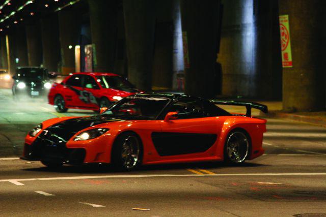 Fast And Furious Tokyo Drift Dk Car