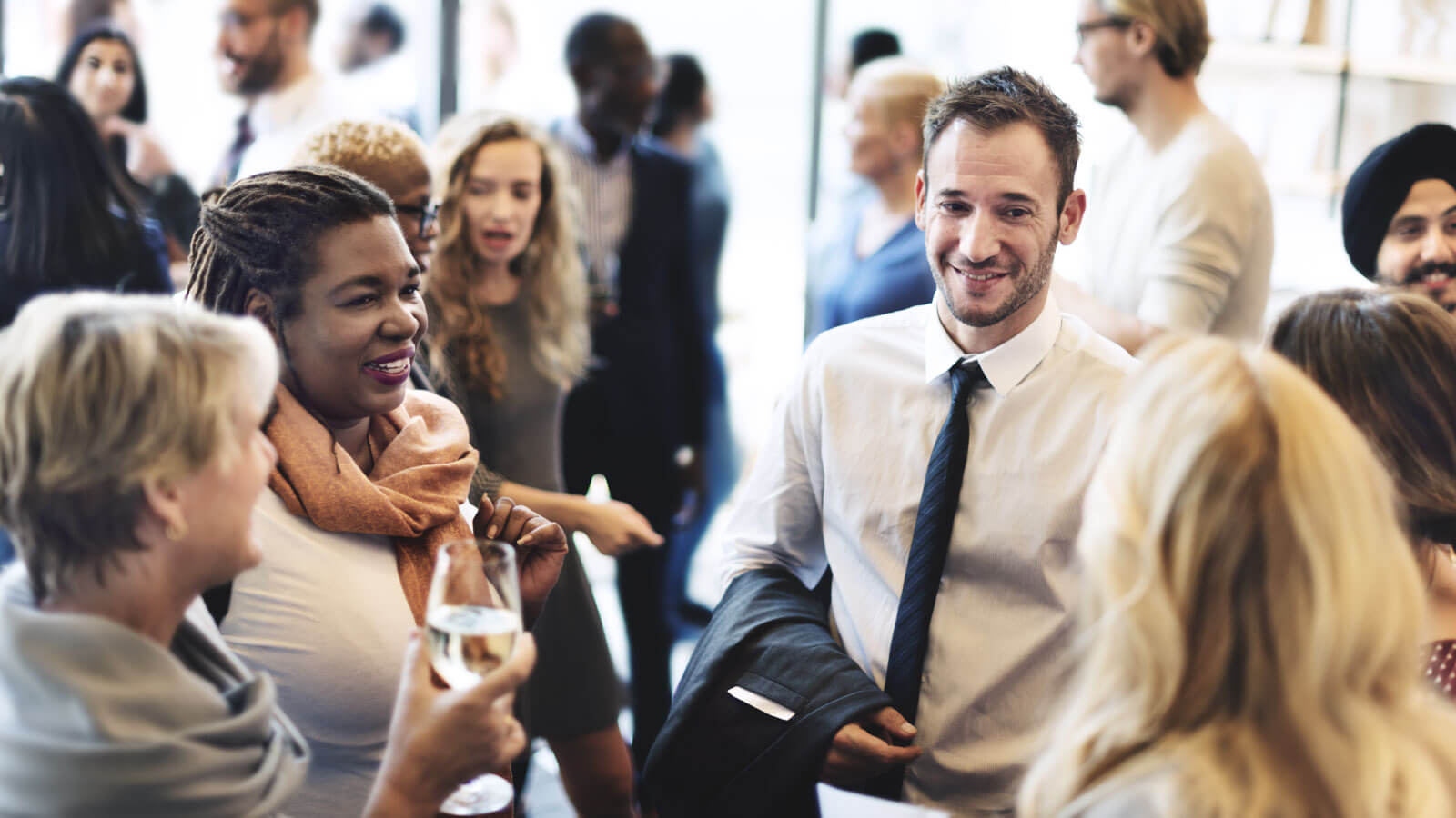 How To Make The Most Of Your Next Networking Event